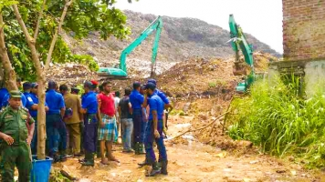 At Least 10 People Still Missing In Sri Lanka Garbage Dump Collapse