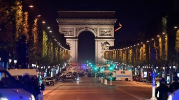 Terror Suspected In Deadly Paris Shooting Days Before Election