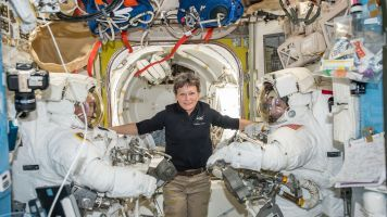 NASA Astronaut Peggy Whitson Keeps Breaking Space Records