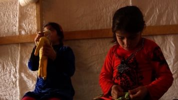 Rag Dolls Offer Hope And Memories For These Young Refugee Sisters