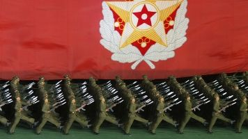 North Korea Marks Military Anniversary With A Huge Artillery Drill