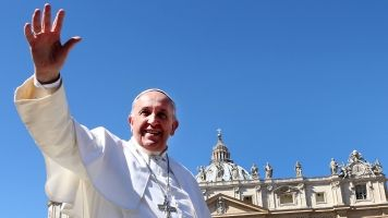 Pope Francis Urges Leaders To Act 'Humbly' In His First TED Talk