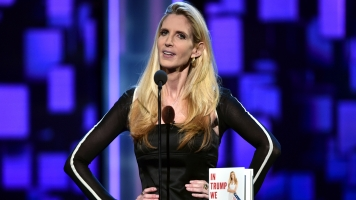 After Violence And Lawsuits, Ann Coulter Won't Be Speaking At Berkeley