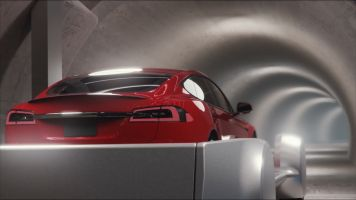 Elon Musk's Wild Tunneling Idea Now Has A Concept Video