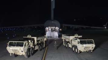 An American Missile Defense System Is Now Working In South Korea