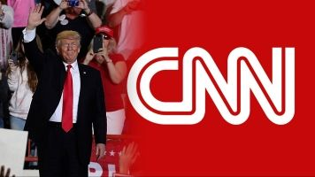 CNN And The Trump Campaign Are Sparring Over 'Fake News' Ad