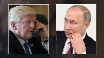 Trump Calls Putin To Talk About Ending The War In Syria
