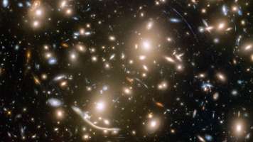 Dark Matter Is Hard To Find, But Hubble Might Be Able To Help