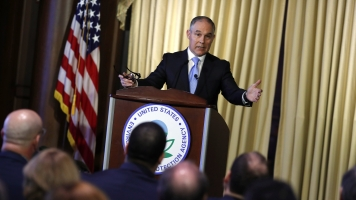 EPA Administrator Pushes For Fewer Scientists On Advisory Panels
