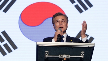 South Korea's New President Brings A New Stance On North Korea