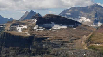 There Aren't A Lot Of Glaciers Left In Glacier National Park