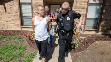 ICE Just Rounded Up More Than 1,000 Suspected Gang Members