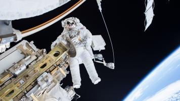 NASA Completes Milestone 200th ISS Spacewalk
