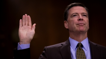 Comey Agrees To Testify Before Senate Intelligence Committee