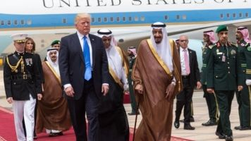 Trump In Saudi Arabia: 'This Is Not A Battle Between Different Faiths'