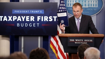 Trump's Budget Proposal Is Based On Some Pretty Optimistic Assumptions