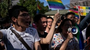 Taiwanese Court Makes Key Ruling In Push For Same-Sex Marriage