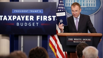 Does Trump's Budget Cut Medicaid Funding? No One Seems To Know