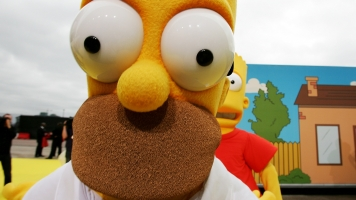 Homer Simpson Is Going To Be A Baseball Hall Of Famer (Sort Of)