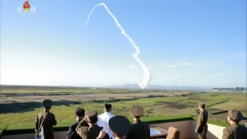 North Korea Tests 3rd Missile In 3 Weeks