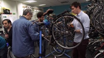 Bikes Could Help Refugees Get Started In The Right Direction