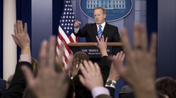 The White House Says It Won't Answer Questions About Russia Anymore