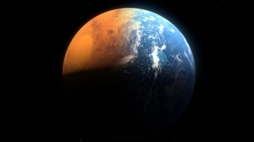 Mars May Have Been Really Watery And Could Have Had A Giant Ocean