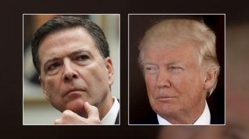 President Trump Won't Try To Stop James Comey's Senate Testimony