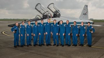 NASA's New Astronauts Beat A Record Number Of People To Get The Job