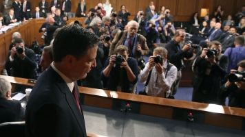 Watch James Comey's Opening Remarks In Front Of The Senate