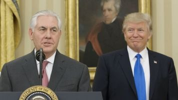 Trump And Tillerson Take Different Tones On Dealing With Qatar