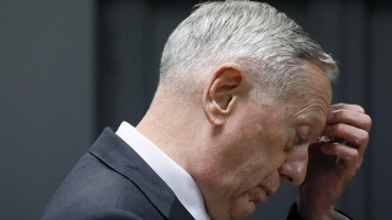 Mattis Says Congress Needs To Up Its Game On Defense Spending
