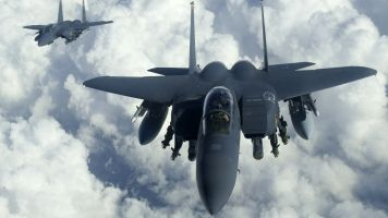 The US And Qatar Sealed A $12 Billion Deal For F-15 Fighter Jets