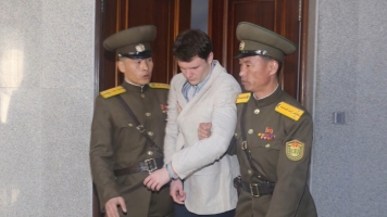 Otto Warmbier's Father: North Korea 'Brutalized And Terrorized' My Son