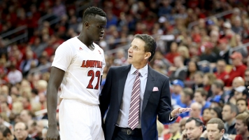 NCAA Suspends Louisville Head Coach For Not Knowing About Sex Scandal