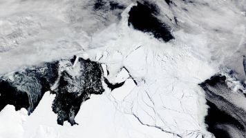 Antarctic Surface Ice Melt Could Be A Sign Of Things To Come