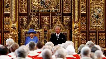 Here's What The Queen Laid Out In Her Speech To Parliament