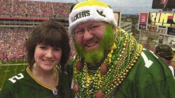 NFL Fan Sues To Wear His Team Colors To Rival's Stadium