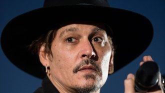 Johnny Depp Spoke Of Assassination — And The Secret Service Noticed