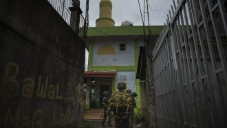 As ISIS Homes In On Southeast Asia, Diplomats Talk Counterterrorism
