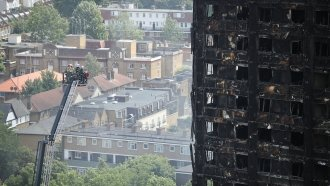 Cladding Used In Grenfell Tower Will No Longer Be Sold For High-Rises