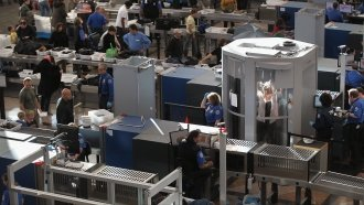 TSA's Latest Unusual Security Find Is Quite The Catch