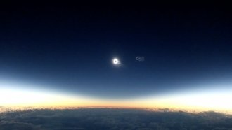 One Airline Will Let A Lucky Few Watch The Solar Eclipse From The Sky