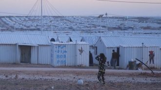 Renewable Energy In Refugee Camps Could Be The Way Of The Future