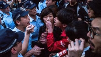 Protests Riddle The 20-Year Relationship Between Hong Kong And Beijing