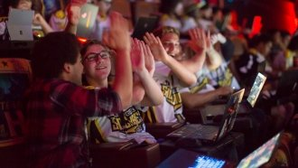 $15 Million Investment Levels Up Esport Company 'Super League Gaming'