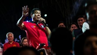 One Year Later: Rodrigo Duterte's Presidency Is Tough, But Popular