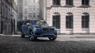 Volvo Is Going All-In On Electric And Hybrid Vehicles