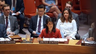 The UN Security Council Is Struggling With Solutions To North Korea