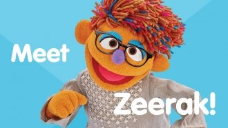 Meet The New Muppet Promoting Equal Opportunities For All Genders